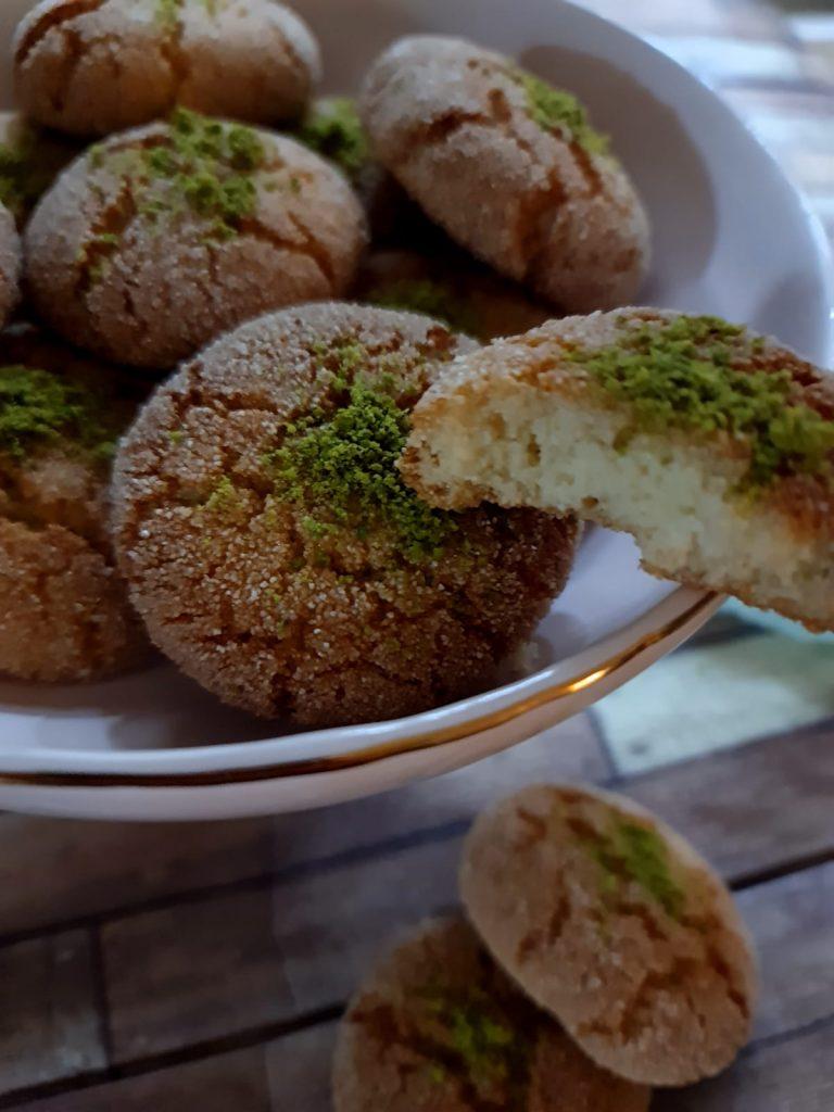 עוגיות סולת טעימות